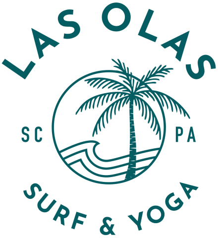 main logo las olas surf and yoga
